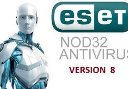 دانلود نرم افزار آنتی ویروس نود ورژن ۸ – ۳۲ و ۶۴ بیت